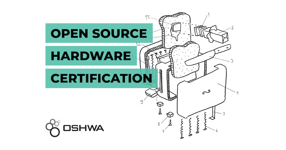 OSHWA Certified Projects List
